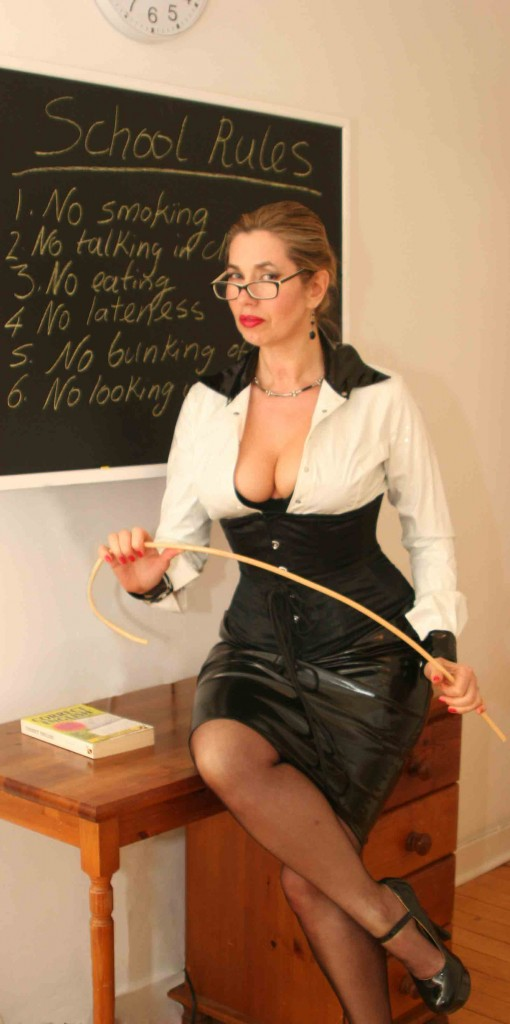CP-School-Mistress-Domatella-London1