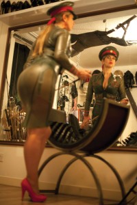 Military-Mistress-Domatella-London